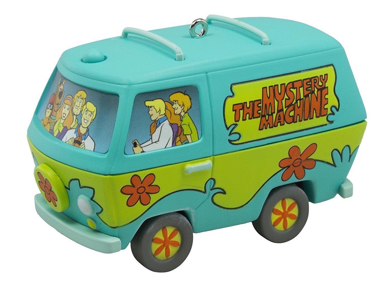 Amazon.com: Hallmark 2016 Scooby-Doo The Mystery Machine Musical ...