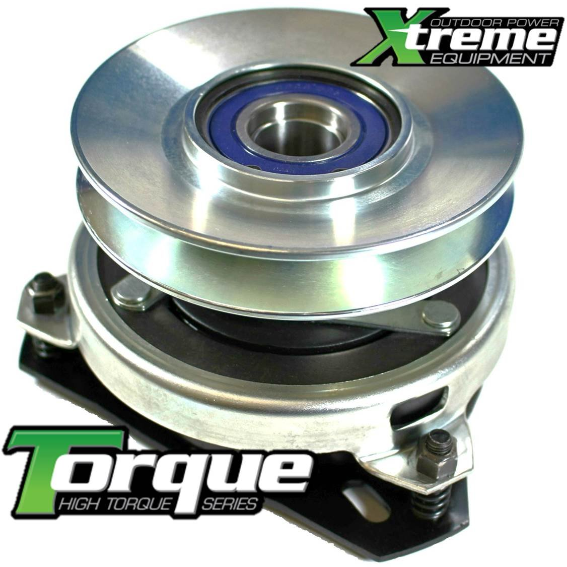 PTO Clutch For Simplicity 5023432SM w//Bearing Upgrade /& Replaceable Wire