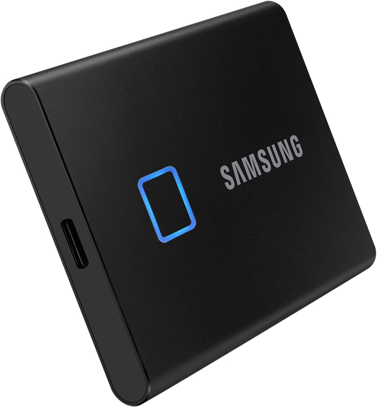 Samsung T7 Touch Portable SSD - USB 3.2 Gen.2 SSD Externo Negro ...