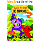 Learn to Read : The Monster - A Learn to Read Book for Kids 3-5: A sight words story for kindergarteners and…