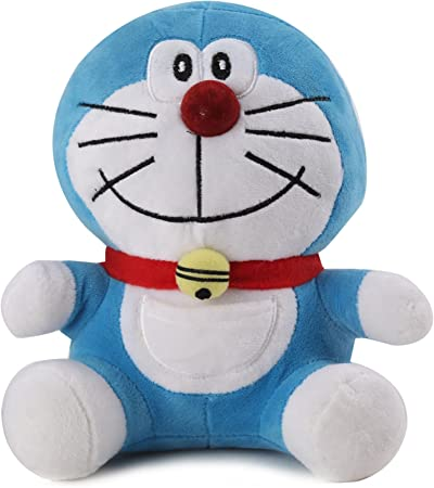 Doraemon, Blue/White (8-inch)