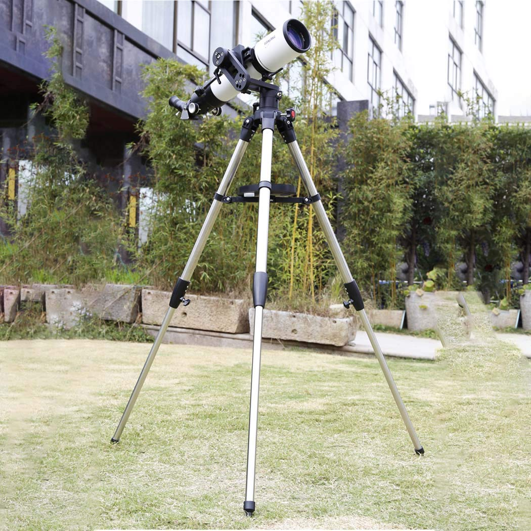 GGPUS Telescope, Travel Scope, Astronomical Refracter Telescope, Portable Telescope for Kids Beginners, Focal Length 600Mm,Collecting Power 131X by GGPUS