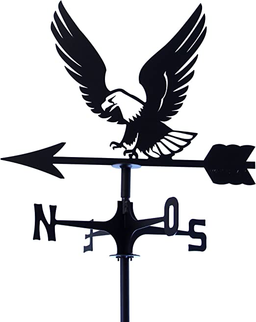 Veleta Segna viento águila. Producto artigianalmente de Italia ...