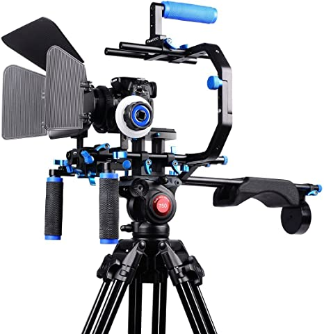 yaeccc película película sistema Kit Sistema de hacer de vídeo ...