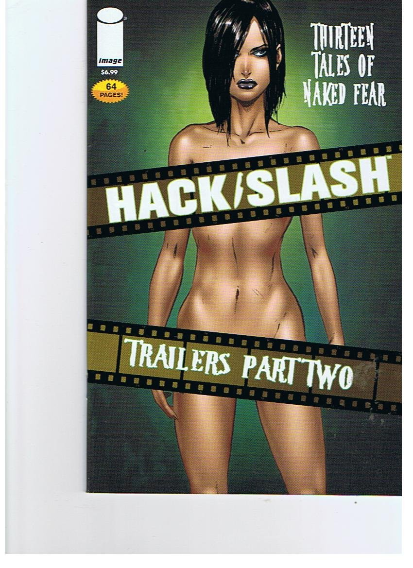 Hack/ Slash Trailers Part Two, Thirteen Tales of Naked Fear Comics – 2010