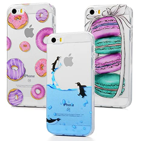 custodia iphone 5se silicone