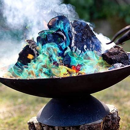 OSSIAN Mystical Rainbow Fire - Pack of 6 Sachets Magic Long