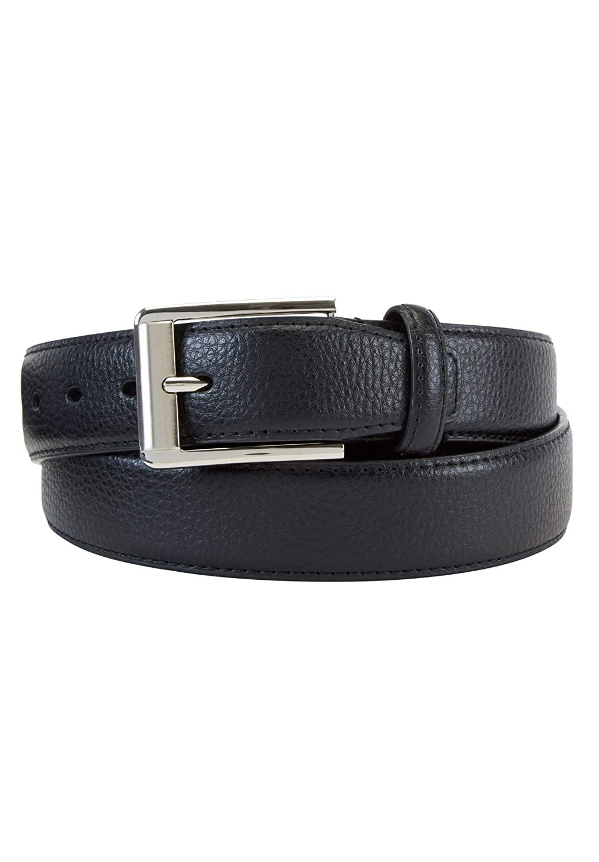 KingSize Mens Big /& Tall Casual Pebbled Belt