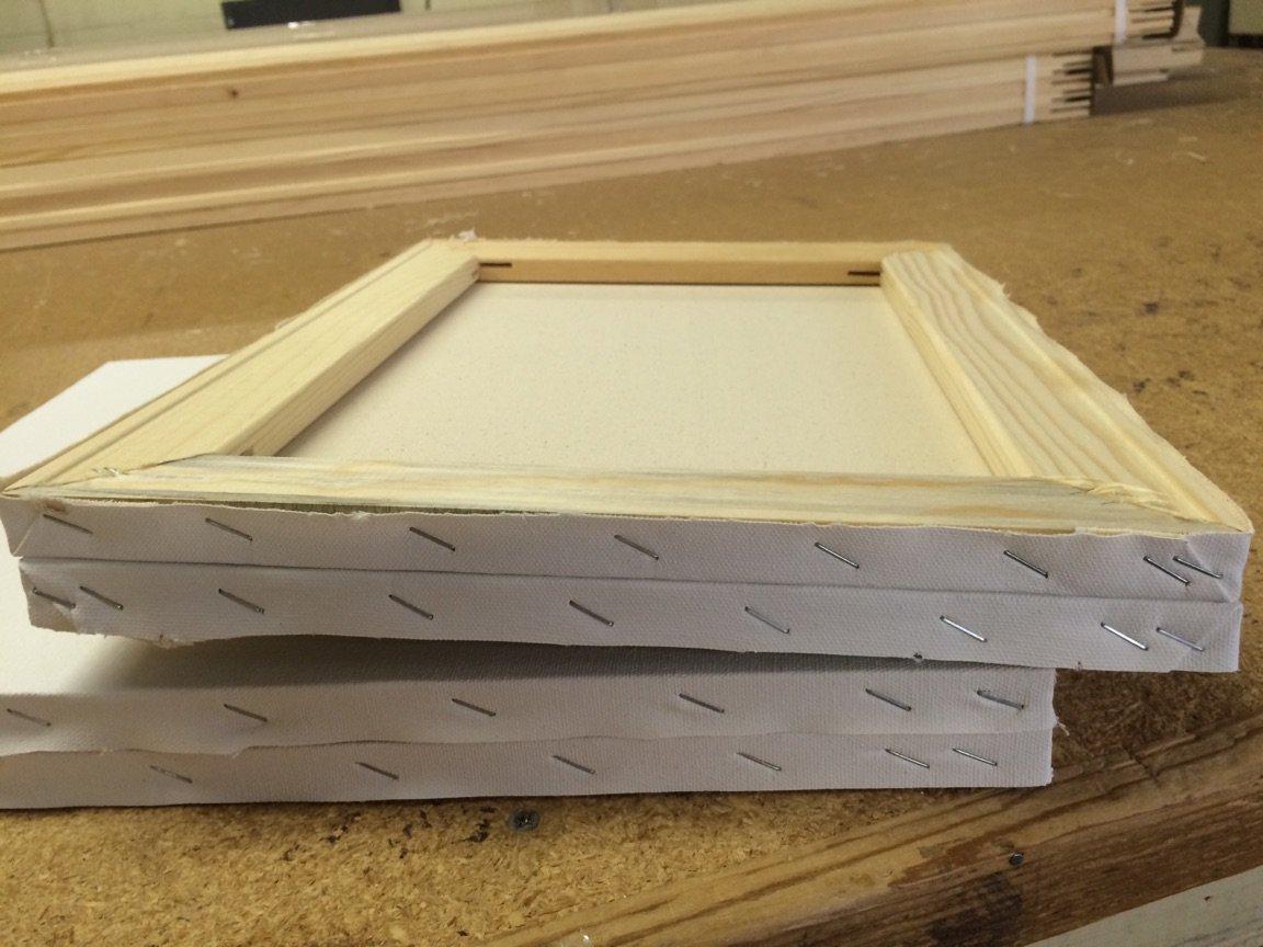 2 pack , 15 Art Canvas Stretcher Bars