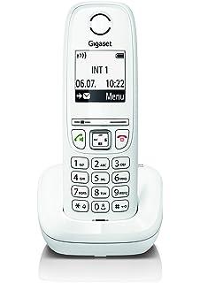 Gigaset A270 - Teléfono inalámbrico Manos Libres, Pantalla ...