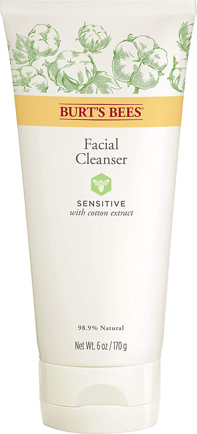 Burt's Bees Face Cleanser for Sensitive Skin