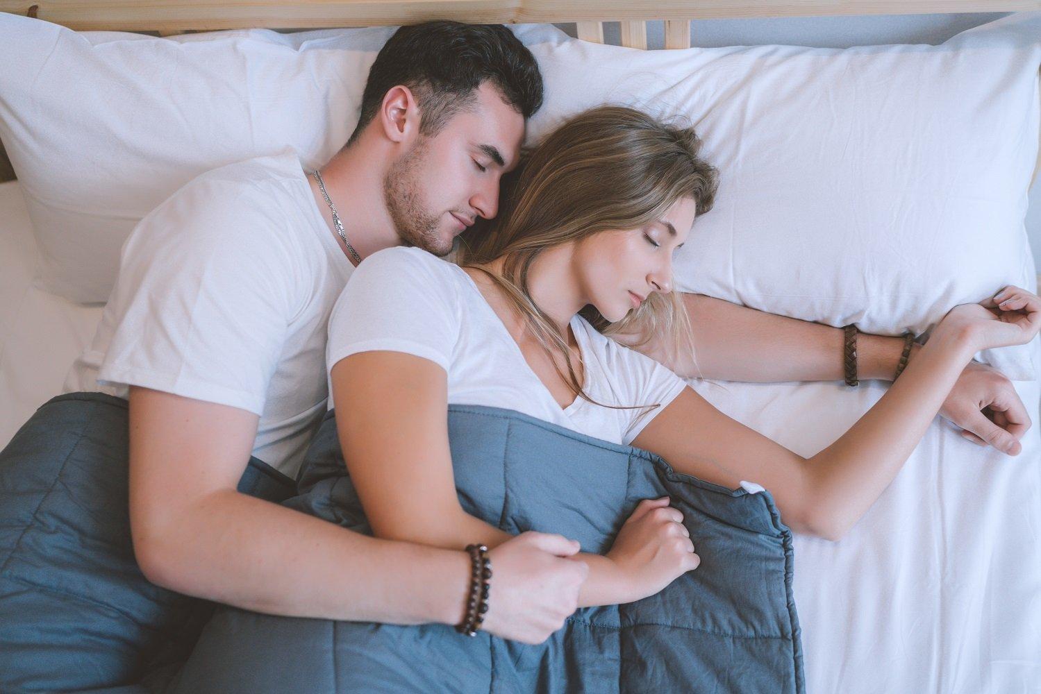 Premium Gewichtete Decke Verbessert Schlafs für Kinder & Erwachsenen   Grau Baumwolle   (152x203cm-9kg)   für eine 68-90 KG Person