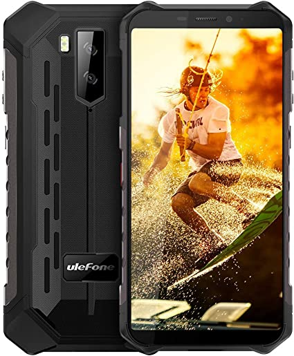 Ulefone Armor X5 (2020), 4G IP68 Impermeable Smartphone, Moviles ...