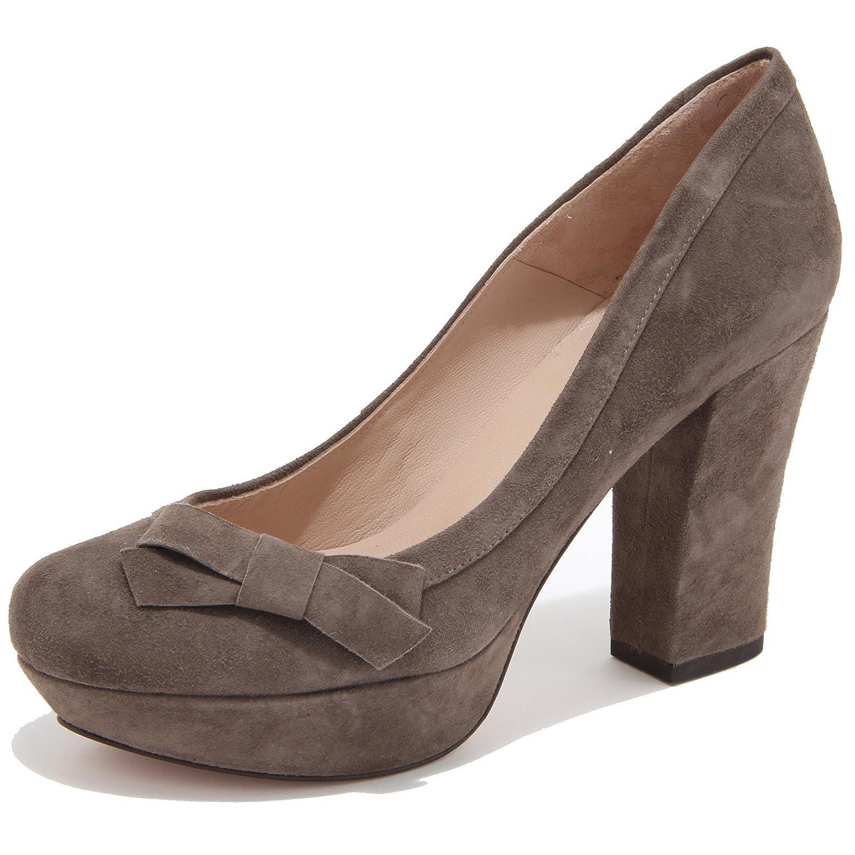 Pura Grigio Lopez 26034 Decollete Scarpa Damenschuhe Schuhes Damens Grigio Pura 50ddf7