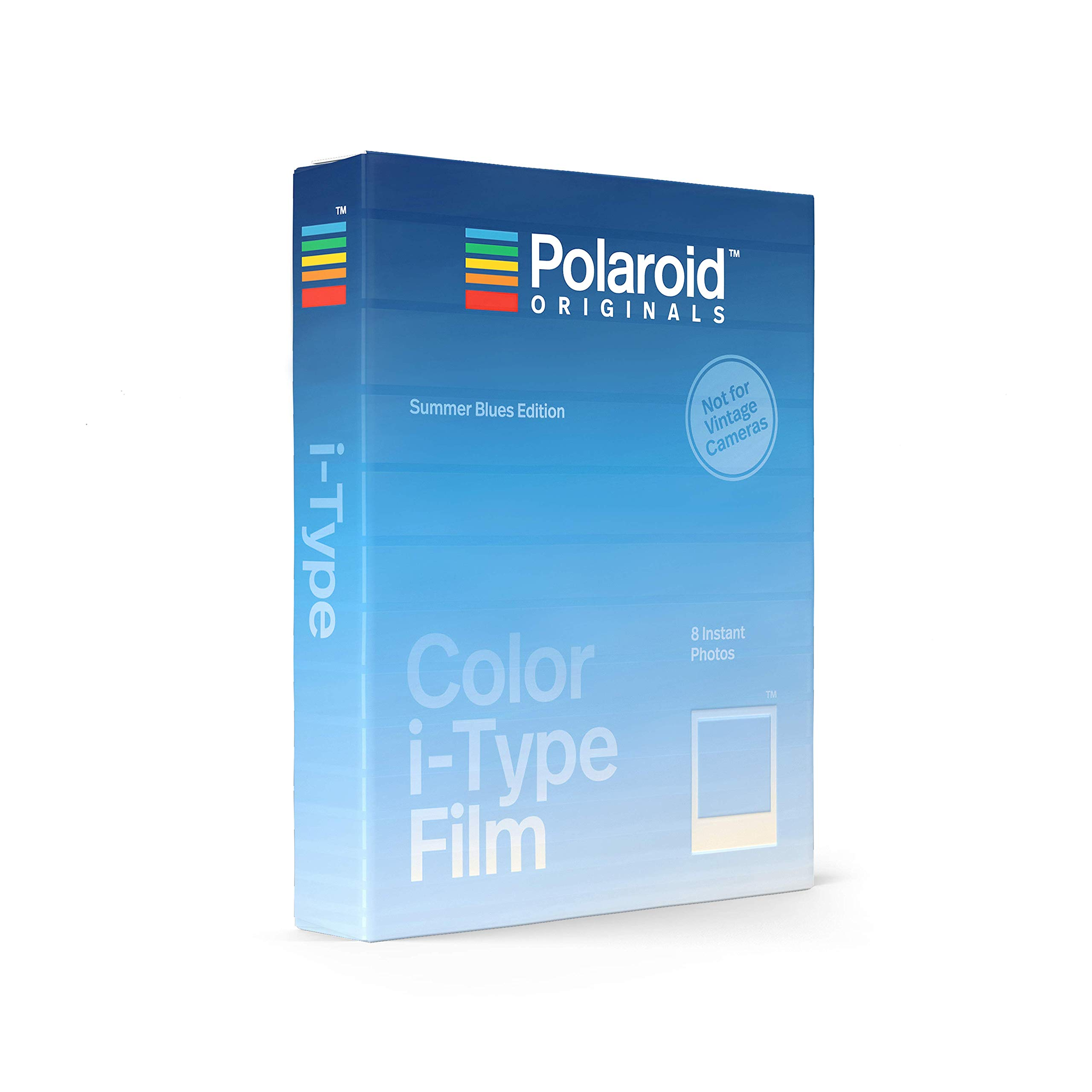 Polaroid Originals Color Film for I-Type - Summer Blues Limited Edition (4927) by Polaroid Originals (Image #2)