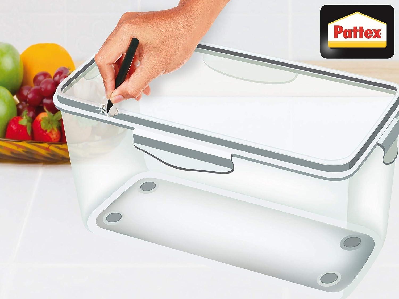 Pattex Nural 92, pegamento reparador específico para plásticos, 22 ml: Amazon.es: Industria, empresas y ciencia