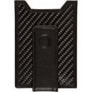 idclipz- Best Money Clip and Front Pocket Wallet for Men - Carbon Fiber & Leather with Credit Card Holder & ID Case - RFID Blocking …
