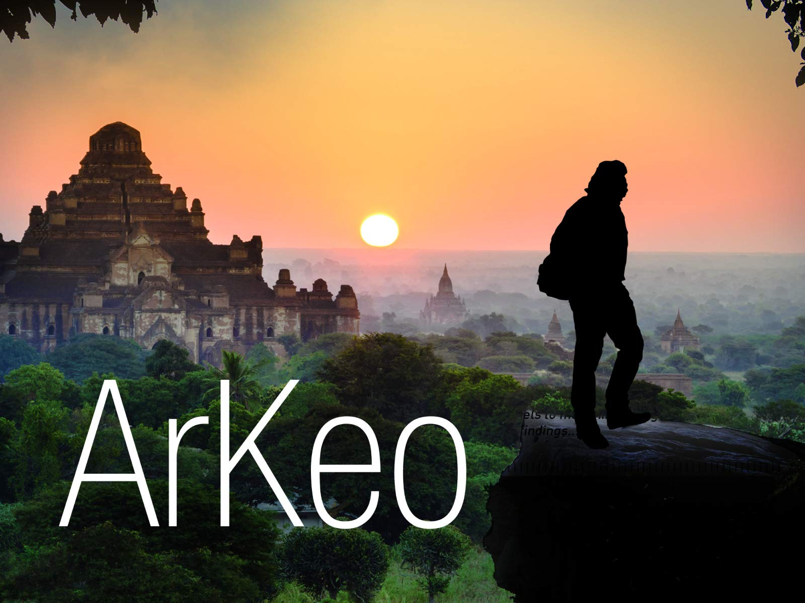 Arkeo on Amazon Prime Video UK