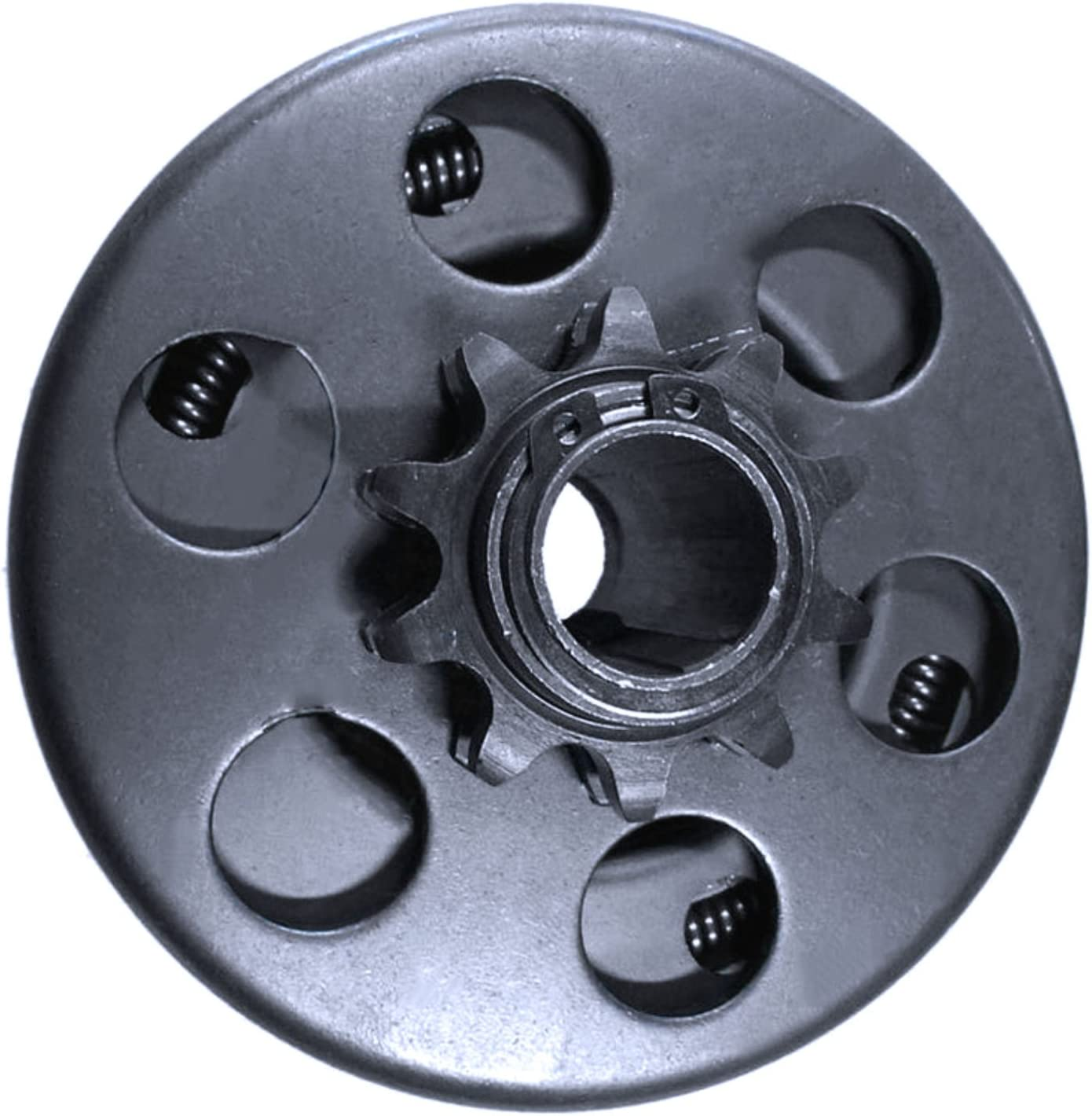 Bravex Centrifugal Clutch 10T 3//4 BORE Chain #40//41//420 for Mini Bike Honda Engines Go Kart Fun Kart 10 Tooth