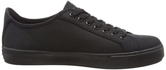 KickersTOVNI Lacer Text Am Black/Black - Zapatillas Hombre, Color Negro, Talla 40