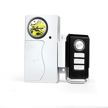 Taikuwu alarma inalámbrico sensores para puerta y ventana ...