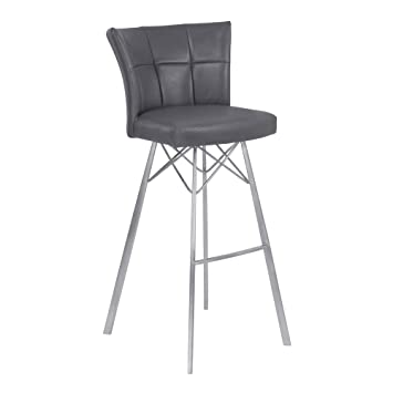 Peachy Amazon Com Armen Living Spago 26 Counter Height Barstool Onthecornerstone Fun Painted Chair Ideas Images Onthecornerstoneorg