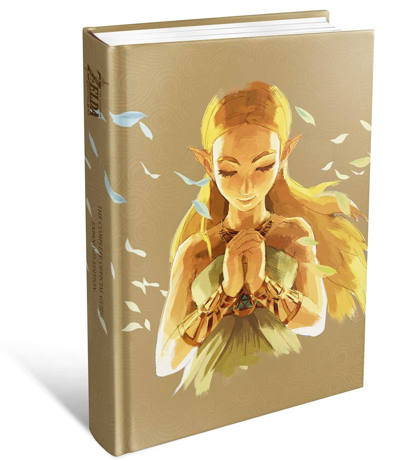 The Legend of Zelda: Breath of the Wild The Complete Official Guide: -Expanded Edition