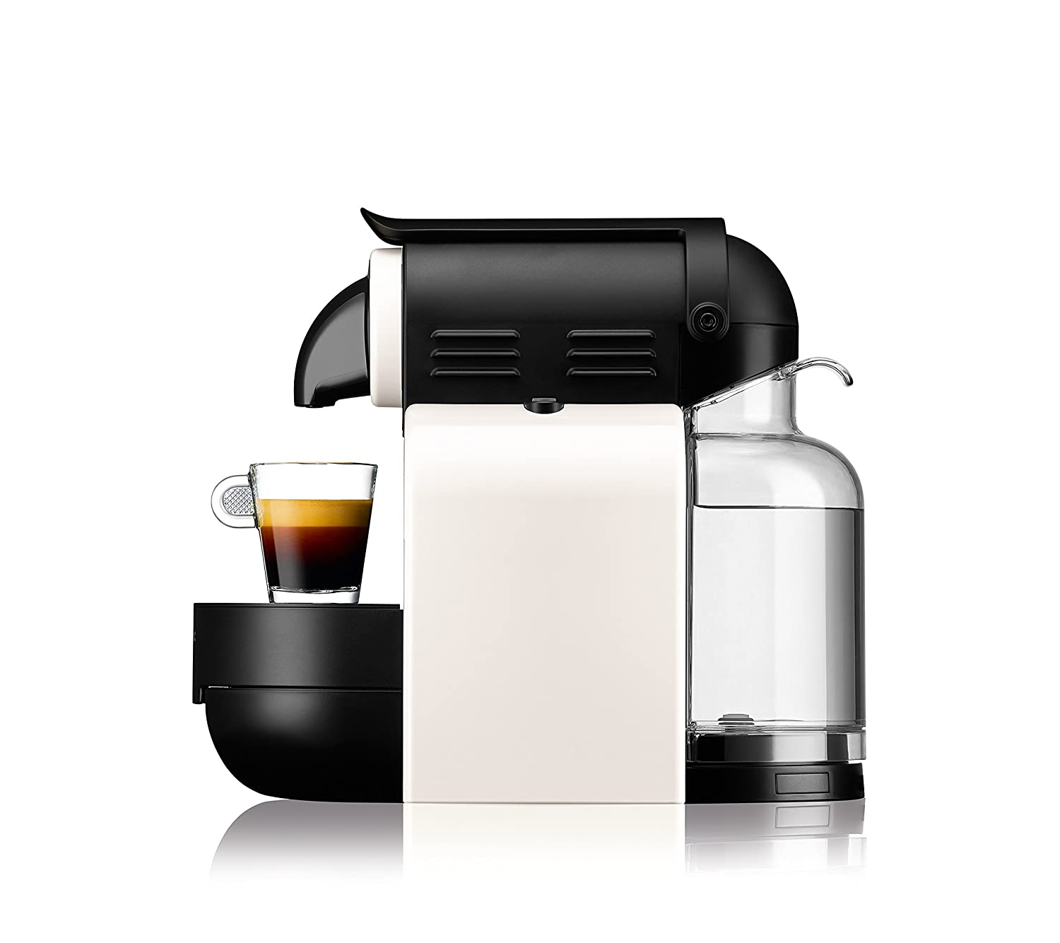 how to turn off nespresso inissia