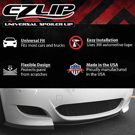 Ez Lip Ez85 1 Classic Original Universal Tuning Frontspoiler Lippe Spoilerlippe Splitter 3m Jdm Schutz Zum Kleben Auto