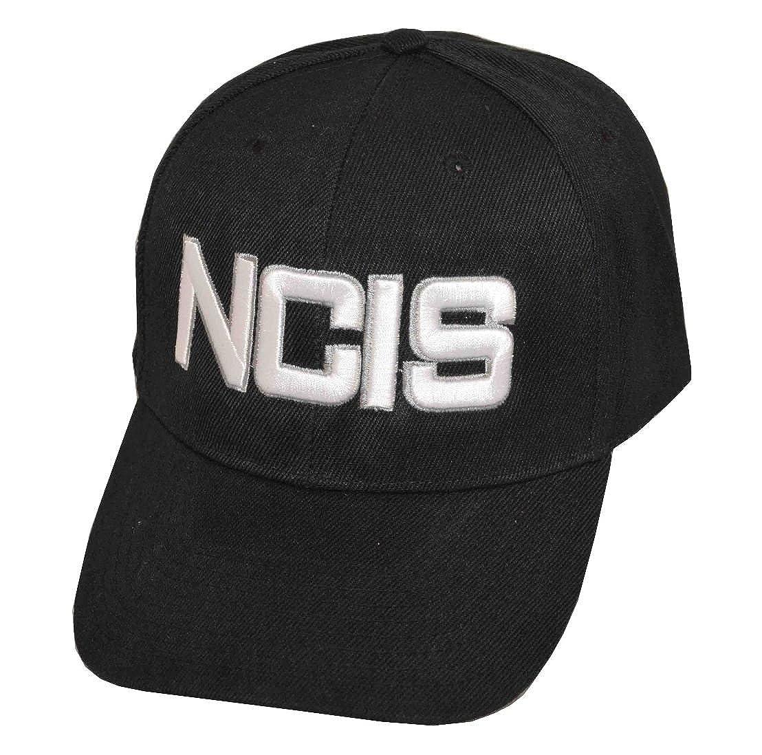 Naval Criminal Investigative Service NCIS Cap Hat-black-adjustable