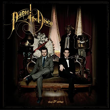 a3ee70374e34a Panic! At The Disco - Vices   Virtues (Vinyl) - Amazon.com Music