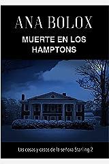 Muerte en los Hamptons (Las cosas y casos de la señora Starling nº 2) (Spanish Edition) Kindle Edition