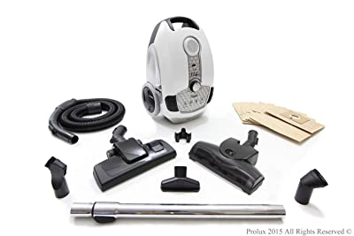 Tritan (Prolux) Bagged Canister Vacuum Cleaner