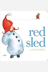 Red Sled (Classic Board Books) Kindle Edition
