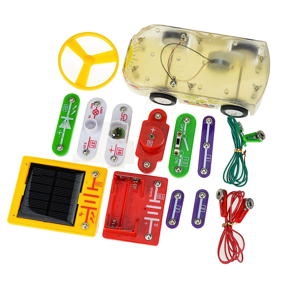 Winkeyes Electronic Circuits Building Blocks Science Buy Elenco Snap Green Alternative Energy Kit Online At Low Electronics With Experiments Discovery For Kids Diy Educational Circuit Board
