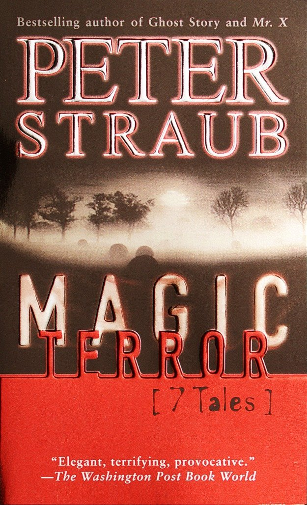 Read Online Magic Terror: 7 Tales pdf epub