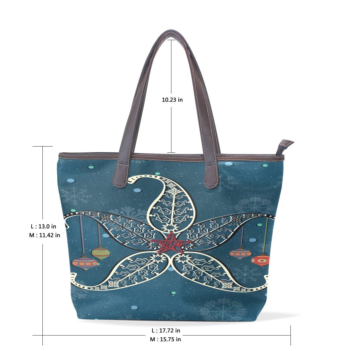 Mr.Weng Household Insect Lady Handbag Tote Bag Zipper Shoulder Bag