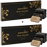 ModiCare Essensual Moor Innovate Facial Soap Bar - Cleanses, Tones, Moisturizes - Pack of 2