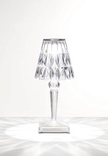 Kartell Battery Lampe Cristal Amazon Fr Cuisine Maison