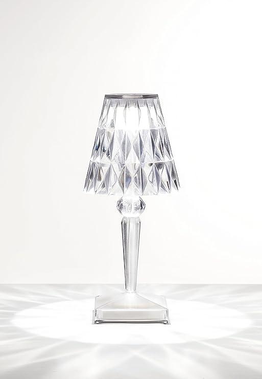 Kartell Battery Tischlampe 9140b4 Amazonde Beleuchtung