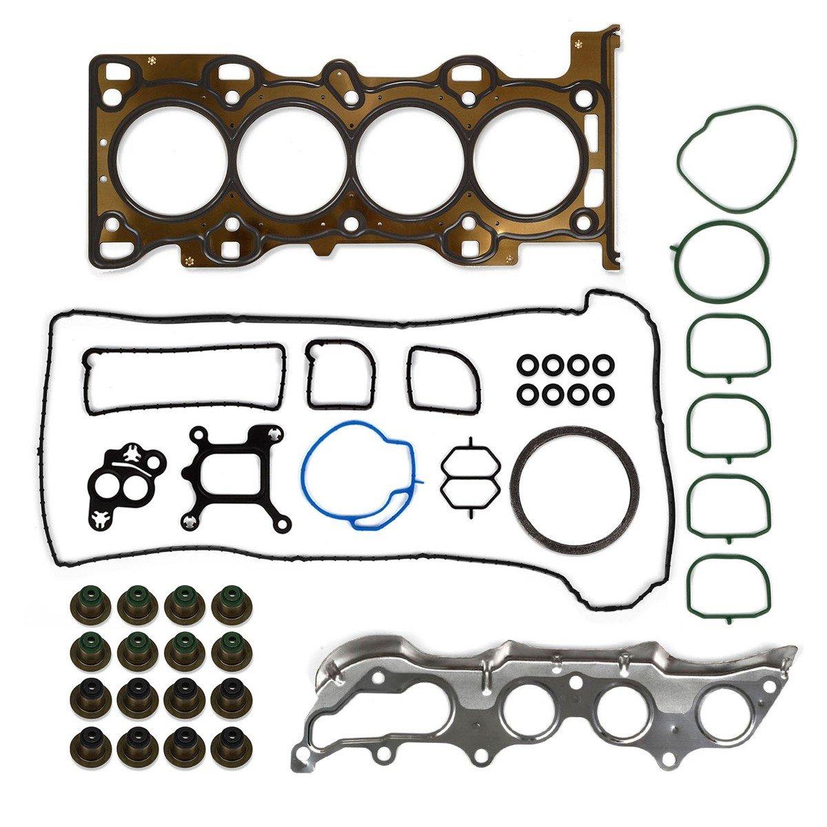 Fits For 2003 04 05 06 07 08 09 10 11 Mazda 3 6 5 Ford Focus 2.0 2.3 Head Gasket Set