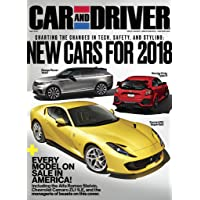 1-Year (12 Issues) of Car and Driver Magazine Subscription