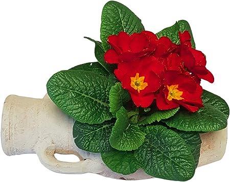 Pflanzgefass Amphore Liegend Aus Terracotta Blumentopf Garten