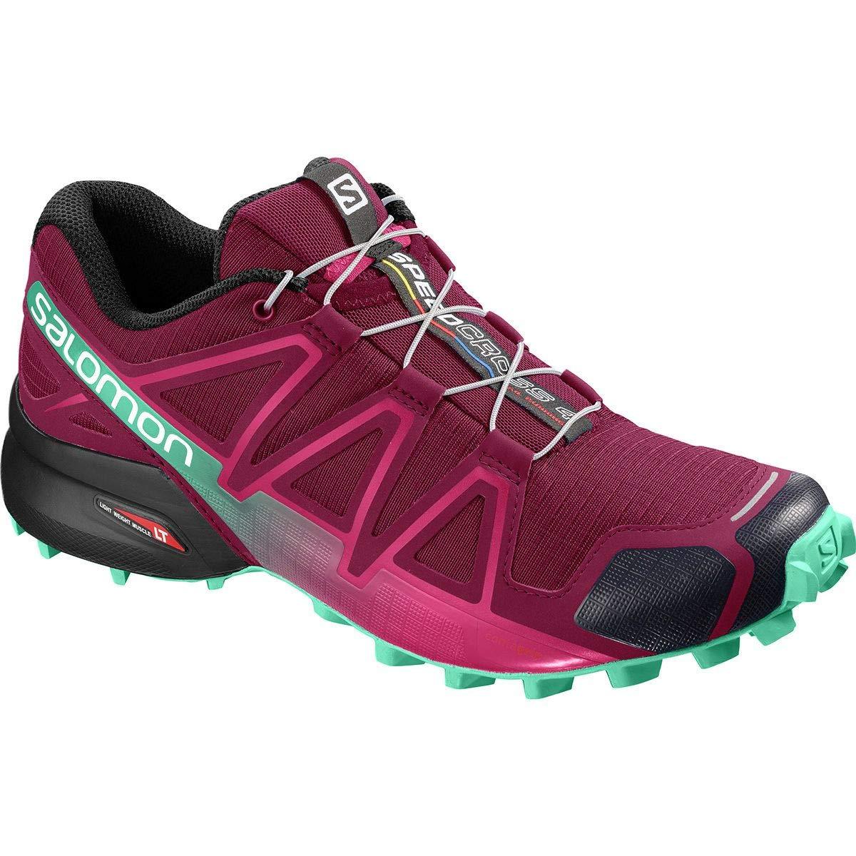 当店在庫してます! [サロモン] レディース B07P3ZJJ83 ランニング Speedcross 4 Trail Trail レディース Running Shoe [並行輸入品] B07P3ZJJ83 US-10.5/UK-9.0, カヤベグン:327a7549 --- portfolio.studioalex.nl