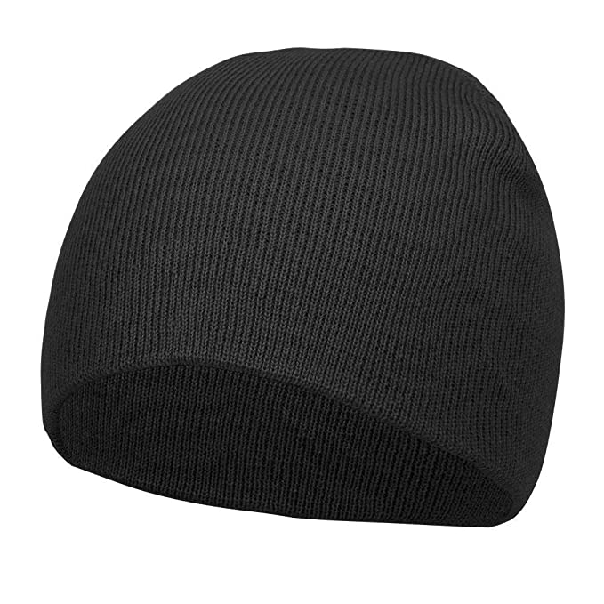 6b64388cf61 Amazon.com  TOP HEADWEAR Solid Winter Short Beanies