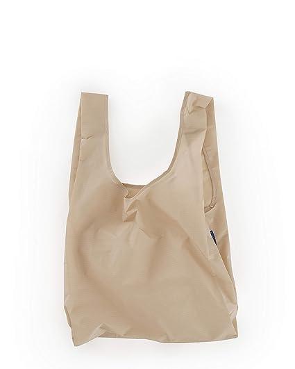 04bb534a8cbf Amazon.com: BAGGU Standard Reusable Shopping Bag, Ripstop Nylon ...