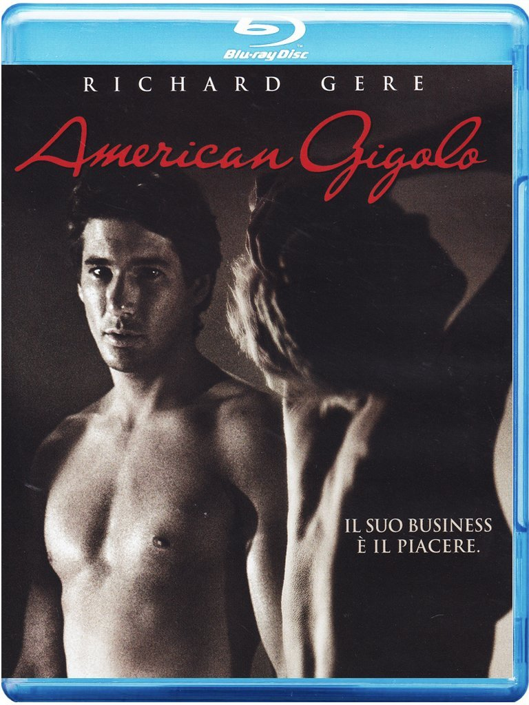 Blu-ray : American Gigolo [Italian Edition]