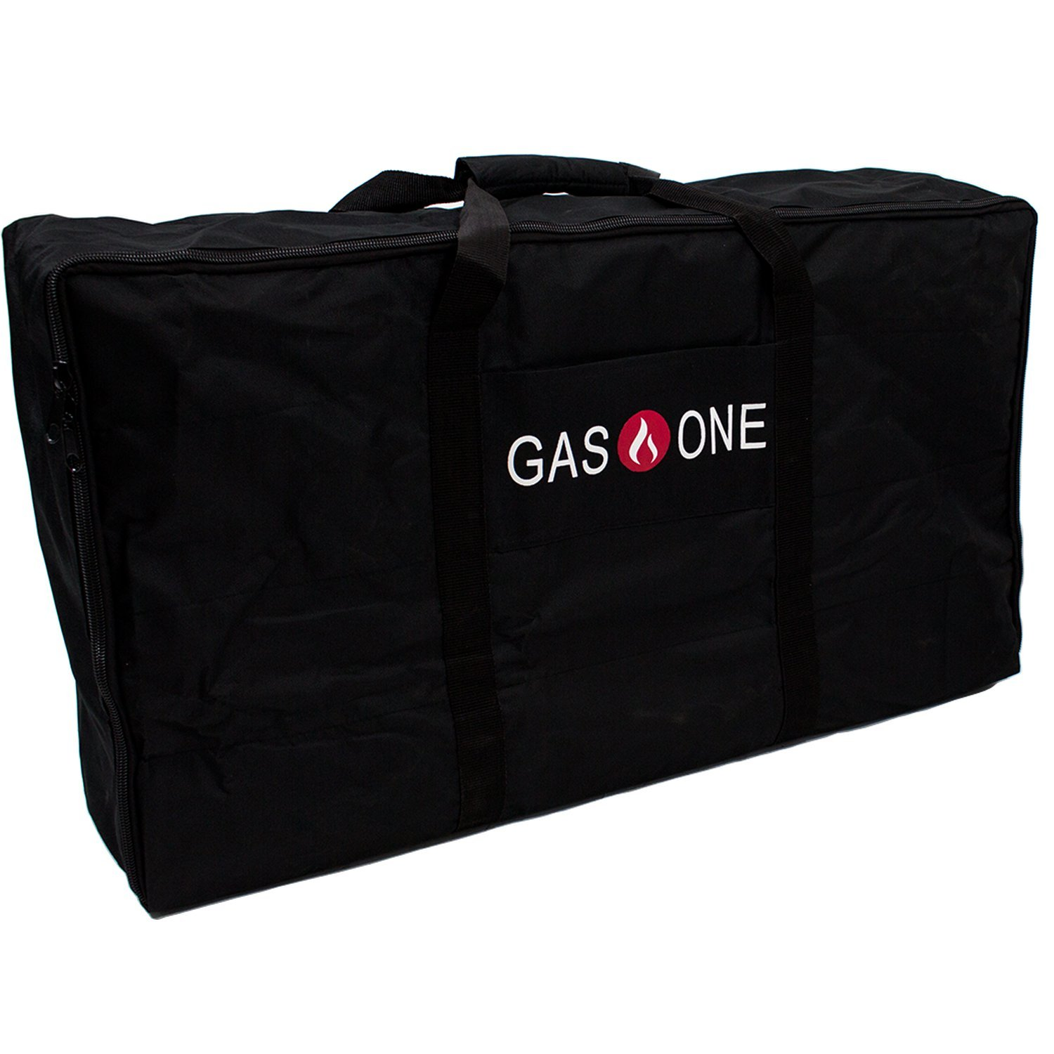 GasOne New Propane Stove Burner Universal Carry Bag for Double Burner Cooker Grills Heavy Duty FITS Gas One Double Burner, Camp Chef & All Other Similar Sized Burners