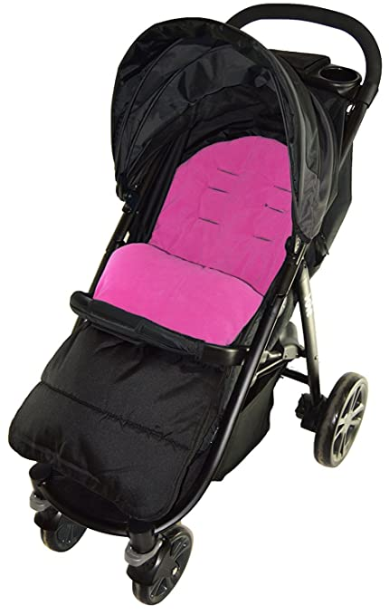 Saco/Cosy Toes Compatible con Jane Epic Pushchair rosa rosa ...