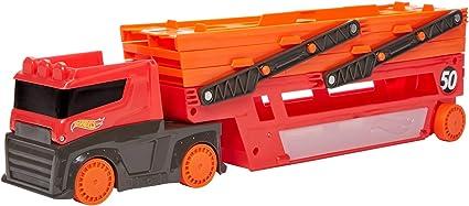 Amazon.com: Hot Wheels Mega Hauler: Toys & Games
